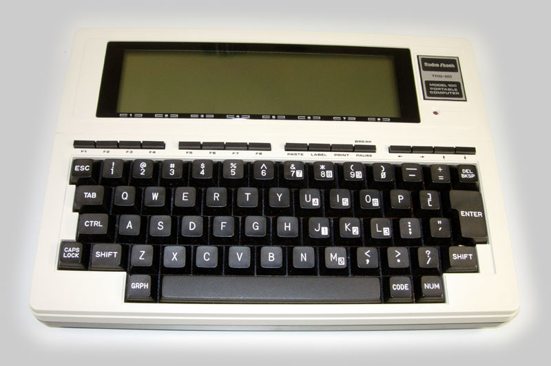 TRS-80, portable