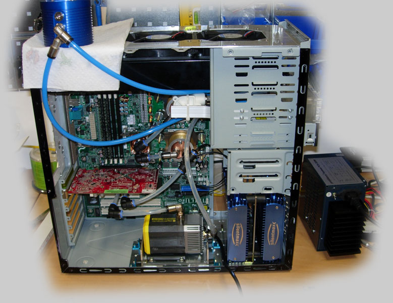 Dual-XEON-Workstation